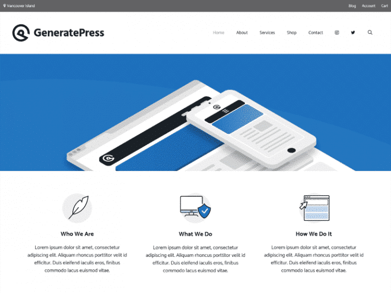Which-are-the-fastest-free-WordPress-Themes-GeneratePress