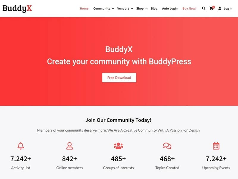 Which-are-the-fastest-free-WordPress-Themes-Buddy-X